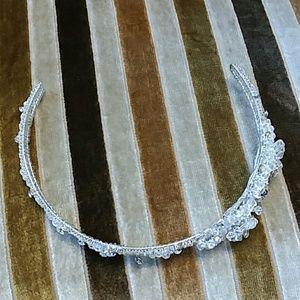 Swarovski Crystal and rhinestone headband tiara